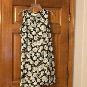 J.Jill Linen dress. Worn once.